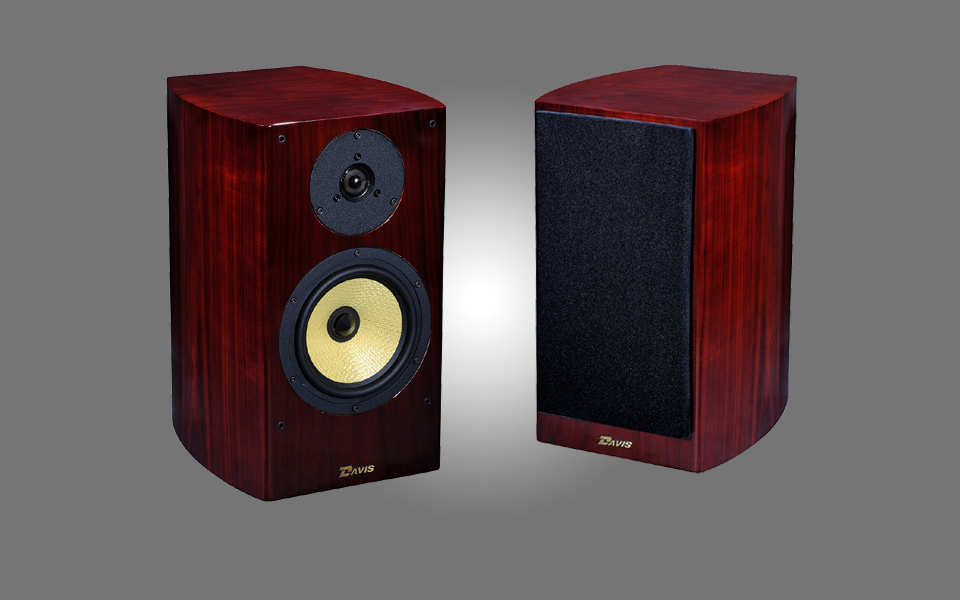 Olympia Two Redwood high gloss